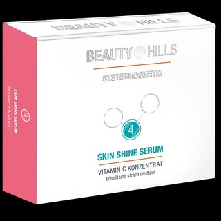 Skin Shine Serum 3 x 5 ml | Beauty Hills