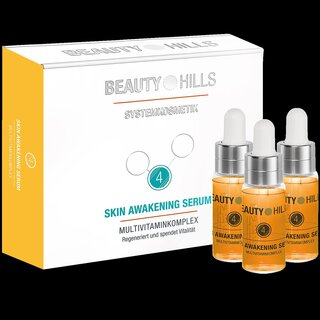 Skin Awakening Serum 3 x 5 ml | Beauty Hills