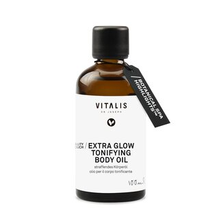 Extra Glow Tonifying Body Oil | Vitalis Dr Joseph