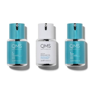 Collagen System 3 x 30ml | QMS