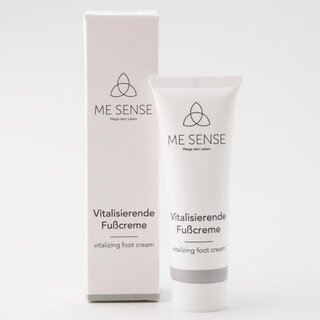 ME SENSE vitalizing foot cream