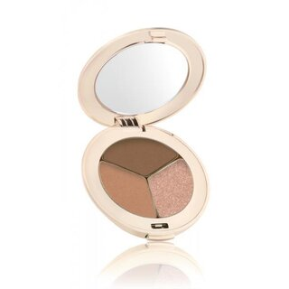 PurePressed® Eye Shadow Triple Triple Cognac